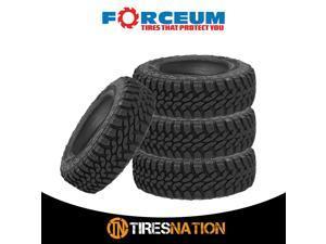 Kit of 4 (FOUR) 235/75R15 104/101Q C (6 Ply) - Forceum M/T 08 Plus Mud Tires
