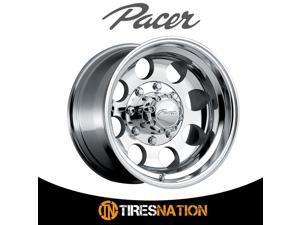 Pacer 164P LT Mod Polished 16x8 8x165.1  -6mm (164P-6881)