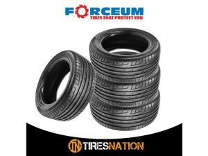 (4) New Forceum OCTA 205/45R17 88W All season Performance Tires