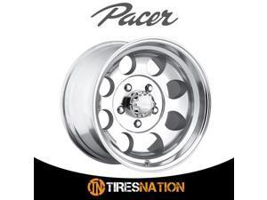Pacer 164P LT Mod Polished 16x8 5x139.7 -6mm (164P-6885)
