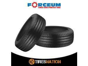 (2) New Forceum PENTA 275/55R20 117V All season Tires