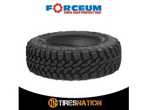 265/75R16 E (10 Ply) 123/120Q - Forceum M/T 08 Plus Mud Tire