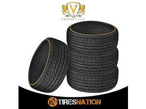 (4) New Vogue Custom Blt Rad VIII 245/40R20 99V Tires