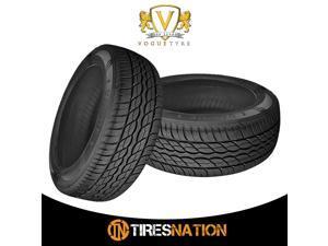 (2) New Vogue Signature V SCT2 235/60R18 107V XL Tires