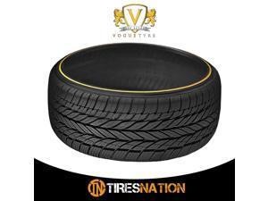 (1) New Vogue Custom Blt Rad VIII 245/40R20 99V Tires