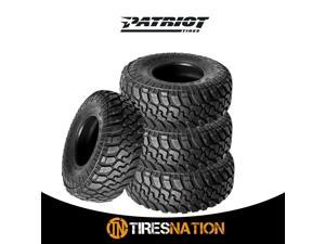 (4) New Patriot MT 40/15.5/24 128Q All Terrain Mud Tire