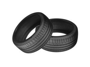 (2) New Continental Extremecontact Sport 285/35R20 1Y Performance Summer Tire