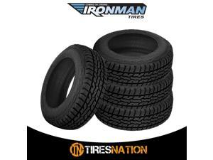 (4) New Ironman All Country A/T LT275/65R18 Tires