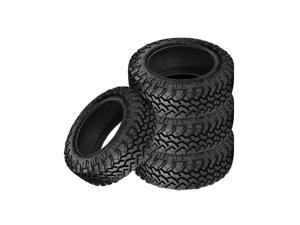 (4) New Nitto Trail Grappler M/T 35/12.5/20 121Q Off-Road Traction Tire