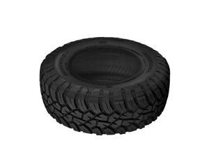 (1) New General Grabber X3 265/70/17 121/118Q Off-Road Max Traction Tire