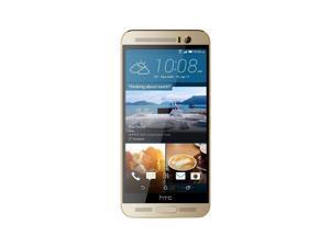 HTC ONE M9 32GB Unlocked GSM 20MP Camera Smartphone (Verizon version) Gold