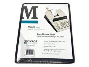 (1) Foam Elevation Wedge Small For Medium-Duty Calculators, Genuine Monroe MW01