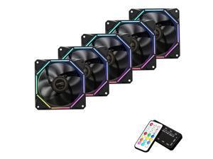 """Evercool UVS-01 Anti Vibration Mounting Kit for Fans /& Hard Drives 2.5/"""" 3.5/"""""""