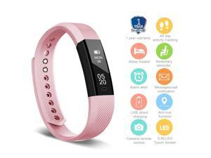 Muzili  Smart Fitness Band, Fitness Tracker Watch for Men Women Kids Unisex Sports Activity Tracker Watch with Step Counter Calories Burned Sleep Monitor Call SMS Alarm Notification
