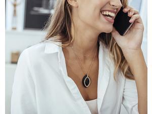 Bellabeat Leaf Chakra Power - Women's Wellness and  Health Tracker Smart Jewelry