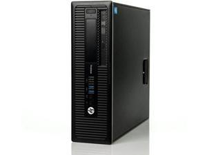 HP G1 Core i5, 3.2GHz SFF Computer Tower PC, 8GB Ram, 120GB M.2 SSD, 3TB HDD, BTO Wireless Keyboard and Mouse, Wifi / Bluetooth, AMD Radeon RX 550 Phoenix 2GB GDDR5 Win 10 Pro (Renewed)