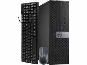 Dell OptiPlex 7040 SFF Computer PC, Intel Core i5 6500 3.2GHz Processor, 16GB Ram, 1TB Solid State Drive, BTO Wifi | Bluetooth, HDMI, AMD Radeon RX 550 Phoenix 2GB GDDR5, Win 10 Pro (Renewed)