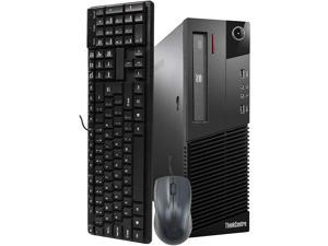 Lenovo M93P SFF Computer Desktop PC, Intel Core i5 3.2GHz, 16GB Ram, 128GB M.2 SSD, 500GB HDD, KeyBoard & Mouse, Wifi | Bluetooth, AMD Radeon RX 550 Phoenix 2GB GDDR5, Win 10 Pro (Renewed)