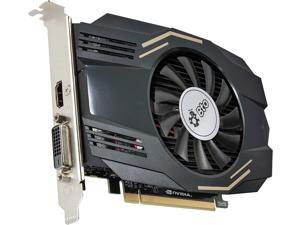 BTO High Profile NVIDIA GeForce GT 1030 4GB Phoenix Fan Edition (DVI, HDMI) PCI-E Video Graphics Card (Dual Monitor Support) Compatible with Dell, HP & Lenovo Towers Only