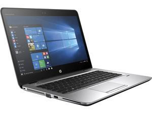 HP EliteBook 840 G3 FHD Laptop Computer PC, Intel i5 6300U 2.4GHz Processor, 16GB DDR4 Ram, 512 GB M.2 SSD, WiFi & Bluetooth, Webcam, Wireless Mouse & Sleeve, Win 10 Pro (Renewed)