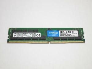 256GB Kit (8 x 32GB)  DDR4-3200 PC4-25600 ECC Registered Memory for ASRock Rack EPYCD8-2T Board by Crucial RAM