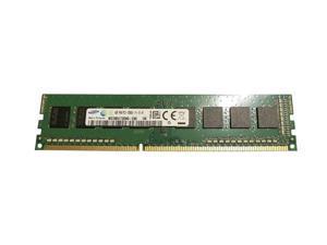 Samsung 8Gb (4GBx2) 1Rx8 PC3-12800U DDR3 1600MHz Desktop Memory M378B5173QH0-CK0