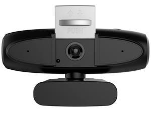 easyday 2160P 1080P Webcam with Microphone & Privacy Cover, HD 2560*1440P 2K Web Cam USB Camera Computer HD Streaming Webcam