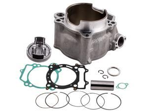 Cylinder Works Stock Bore Piston Top End Kit for Yamaha YFZ450 2007 2008 2009