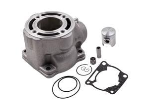 Cylinder Piston Gasket Top End Kit Fit For Yamaha YZ85 2002-2018