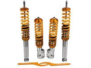 Street Coilovers Suspenison Shock Absorber Kits for VW Golf MK2 A2 1G 83-92 For Golf MK3 Hatchback 1991-2002