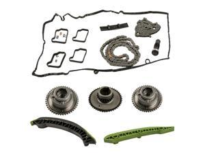 Camshaft Adjusters Fit Mercedes M271 Timing Chain Gears 1.8L C E C250 SLK250