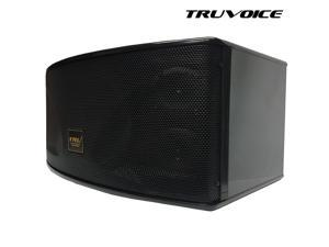 "Truvoice DPS-510 600W PIANO WOOD 10"" 3-WAY 5 SPEAKERS KARAOKE SPEAKERS"