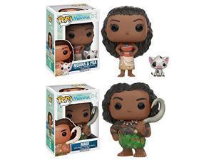 Funko Moana: POP! Disney Action Figure Collectors Set