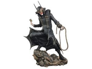 DIAMOND SELECT TOYS MAY182303 DC Gallery: The Batman Who Laughs PVC Diorama Figure