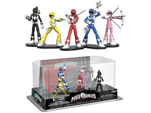 Funko Hero World - Power Rangers [Series 4] - The Power Rangers [5 Pack] - Target Exclusive