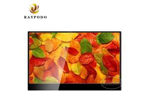 Raypodo 15.6 inch portalbe touchscreen monitor with IPS 1920*1080 10 points capacitive touch