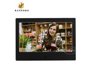 "Raypodo 7"" 8"" 10.1"" 12"" 13.3"" commerical display digital signage with VESA wall mount and remote control"