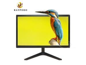 Raypodo 18.5 19 21.5  inch LCD panel VGA PC monitor