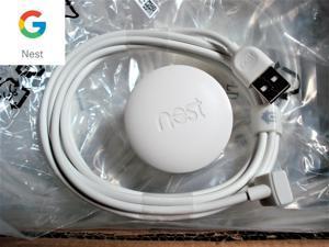 NEW Genuine Original Google Nest Cam A0017 12.5W 5V 2.5A USB AC Adapter + Cable