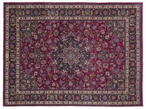 Bespoky Persian Handwoven Kilim Rug Naturel Oversized 10'4'' X 13'12'' Ft