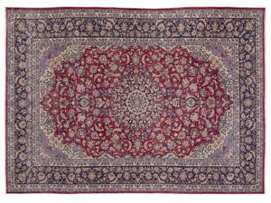 Bespoky Persian Handwoven Kilim Rug Naturel Oversized 9'7'' X 13'9'' Ft