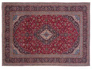 Bespoky Persian Handwoven Kilim Rug Naturel Oversized 9'10'' X 13'4'' Ft