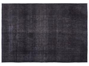 Bespoky Persian Handwoven Kilim Rug Gray Oversized 9'6'' X 13'9'' Ft