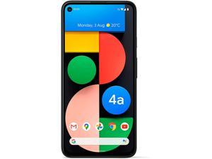 """Google Pixel 4a with 5G - Smartphone - 5G NR - 128 GB - 6.2"""" - 2340 x 1080 pixels (413 ppi) - OLED - RAM 6 GB (8 MP fron"""
