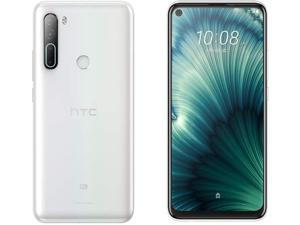 HTC U20 5G 256GB 6GB RAM International Version - White