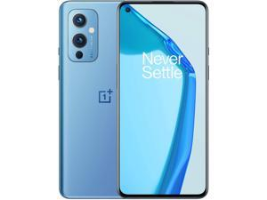 OnePlus 9 5G LE2110 128GB 8GB RAM Factory Unlocked (GSM Only   No CDMA - not Compatible with Verizon/Sprint) China Version – Winter Mist