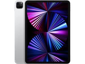 Apple iPad Pro 11-inch 2021 with Wi-Fi 128GB - Silver - MHQT3LL/A