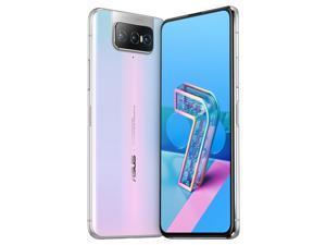 Asus Zenfone 7 5G  (ZS670KS) 128GB 8GB RAM Global Version - Pastel White