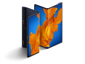 "Huawei Mate Xs 8.0"" Foldable Screen 512GB 8GB RAM (GSM Only, No CDMA) Factory Unlocked (Interstellar Blue)"