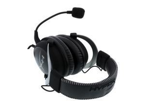 HyperX Cloud II Gaming Headset with 7.1 Virtual Surround Sound for PC / PS4 / Mac / Mobile - Gun Metal